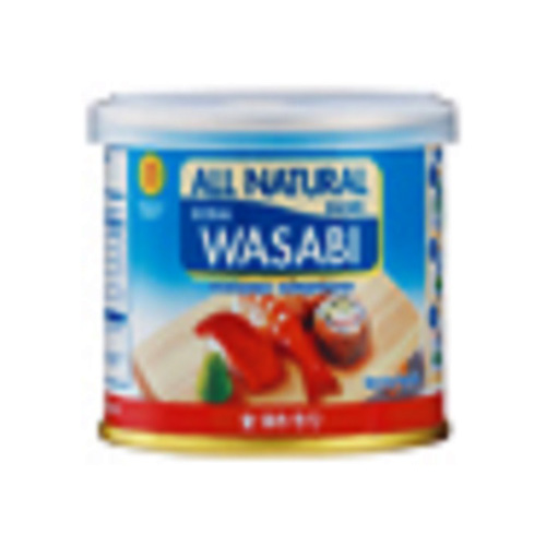 All Natural Powdered Wasabi 25g tin