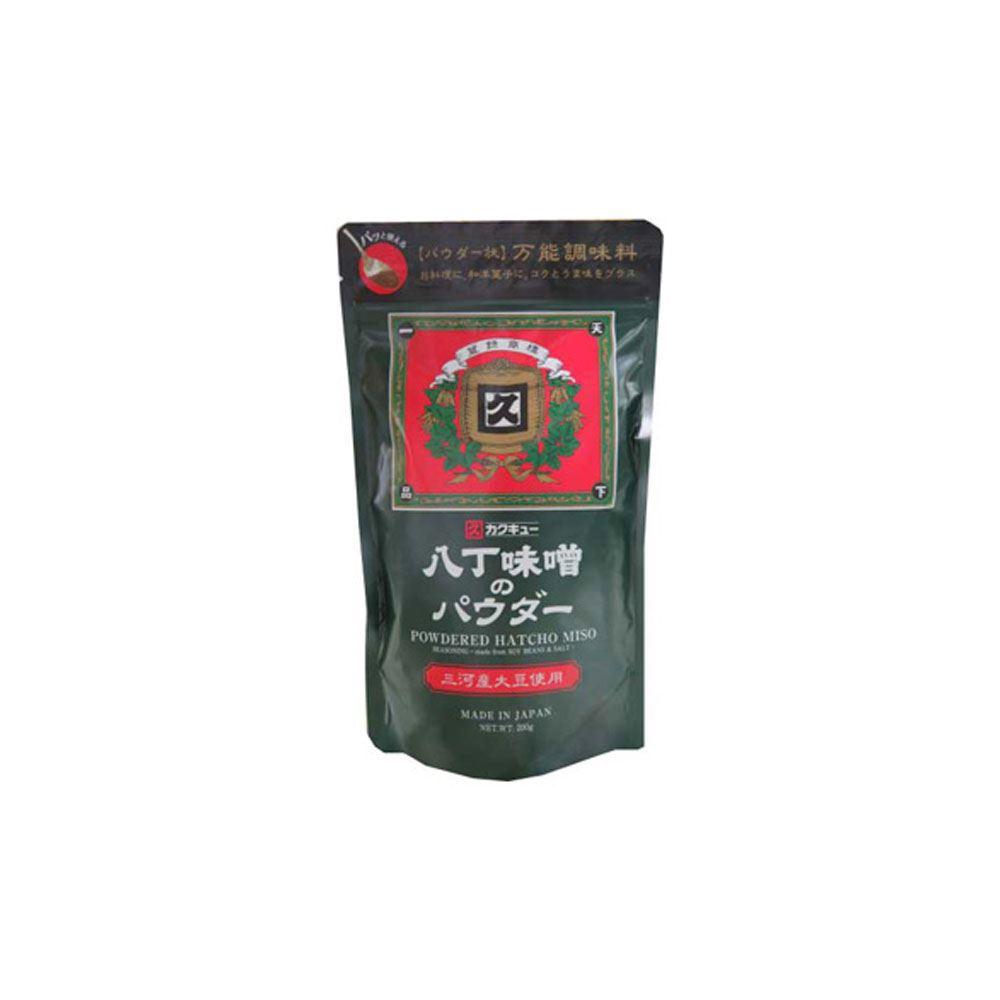 Mikawa soybeans Hatcho miso powder bag 200g