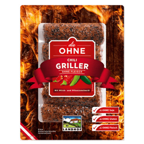 CHILI GRILLER without meat