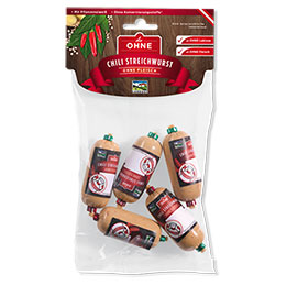 CHILLI SAUSAGE SPREAD without meat