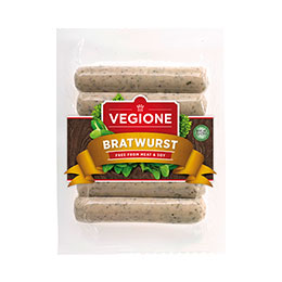 BRATWURST Free From Meat