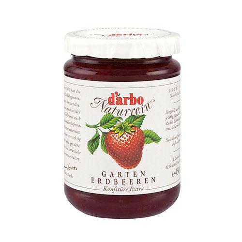 Extra Jam Strawberries