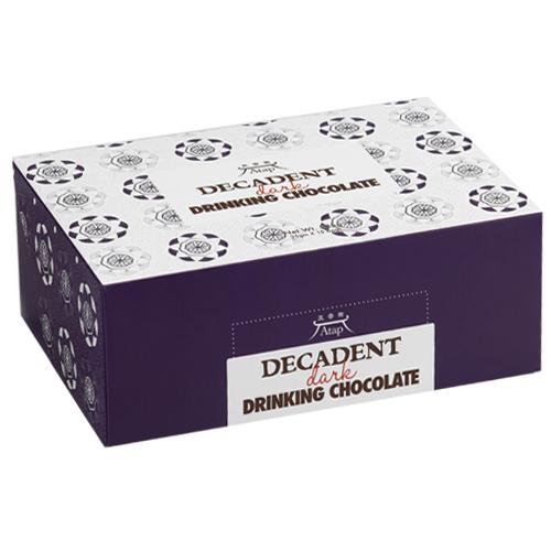 Decadent Dark Drinking Chocolate