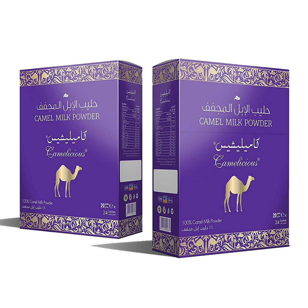 Camelicious Camel Milk Powder
