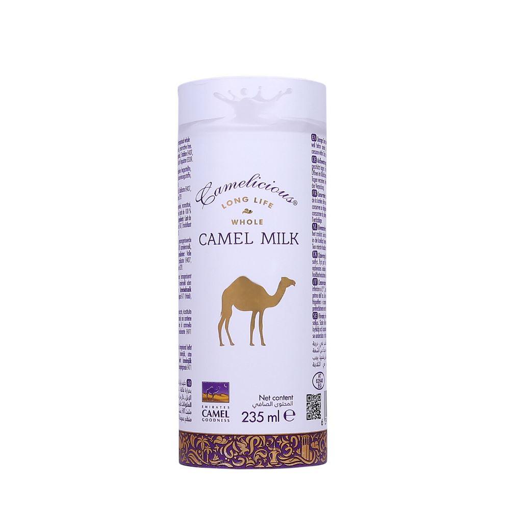 Camelicious UHT Milk