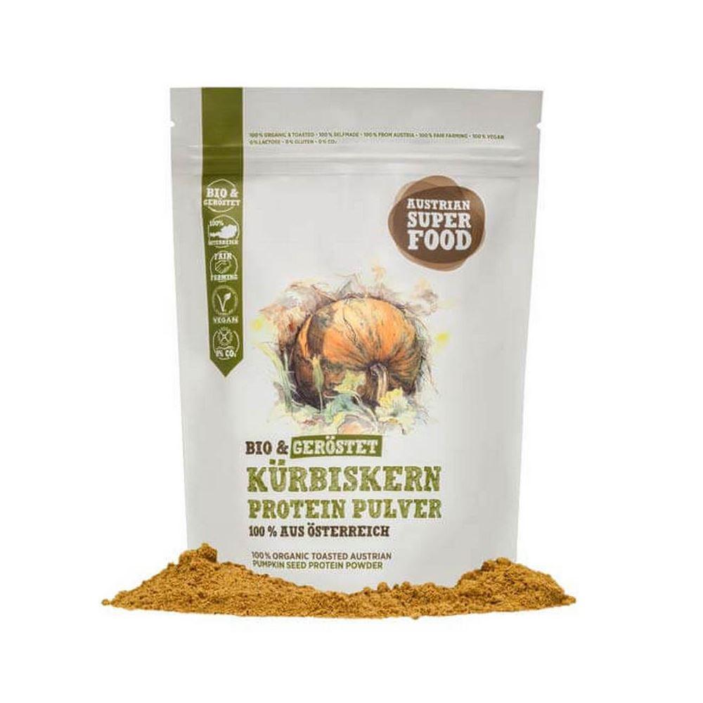 Organic Austrian Pumpkin Seed Flour RAW