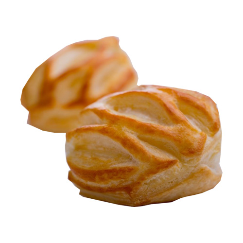 Pastry With White Cheese