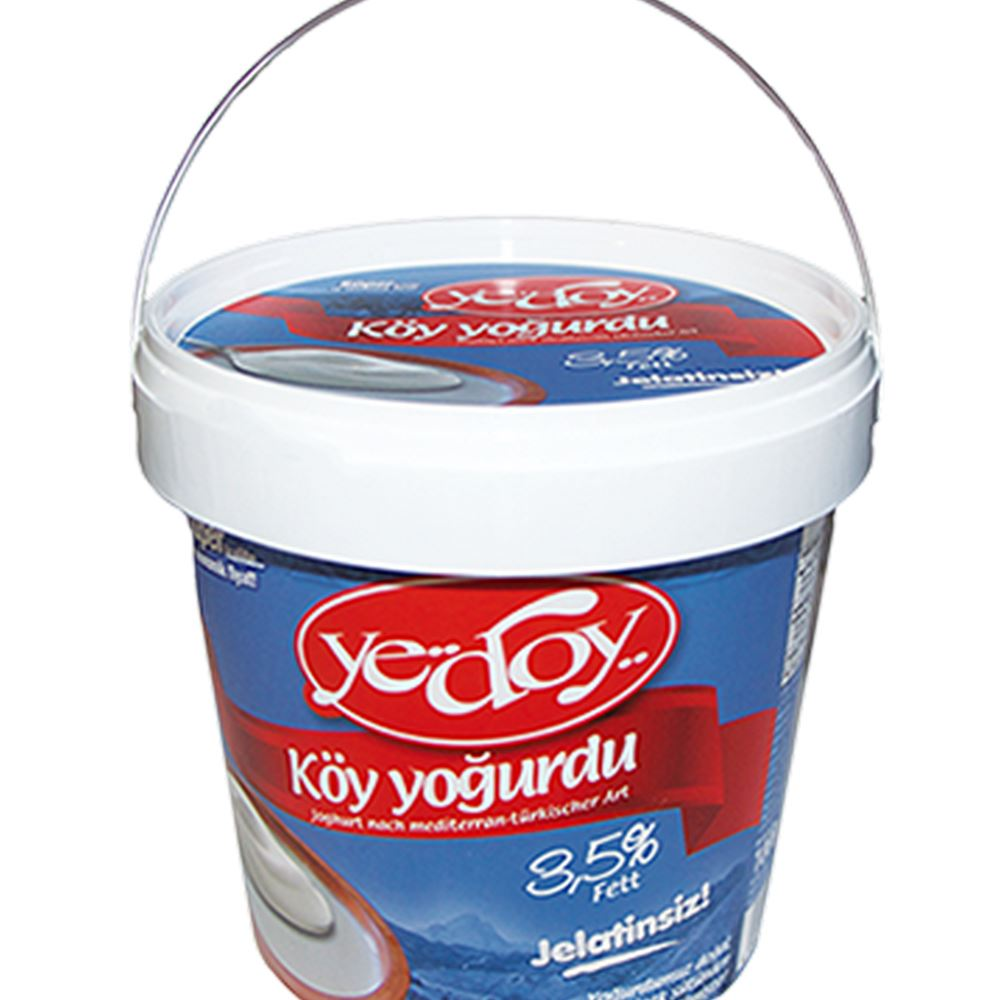 Turkish yogurt 3.5%