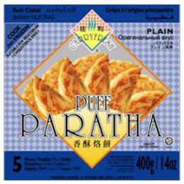 Puff Paratha (plain)