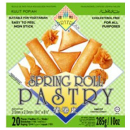 Spring Roll Pastry (20 pieces)