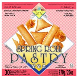 Spring Roll Pastry (30 pieces)