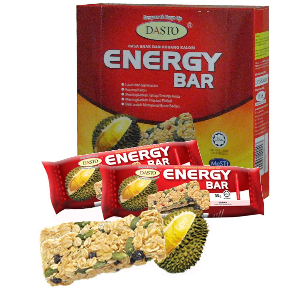 DASTO Energy Bar Durian