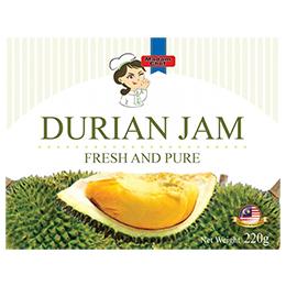 Durian Jam (220g / bottle)