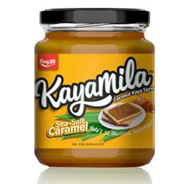 Kayamila Sea Salt Caramel