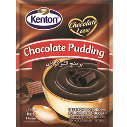 Kenton Love Chocolate Chocolate Pudding