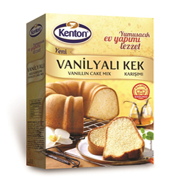 Kenton Vanilla Cake Mix