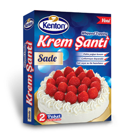 Kenton Whipped Cream Plain