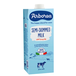 UHT Semi Skimmed Milk