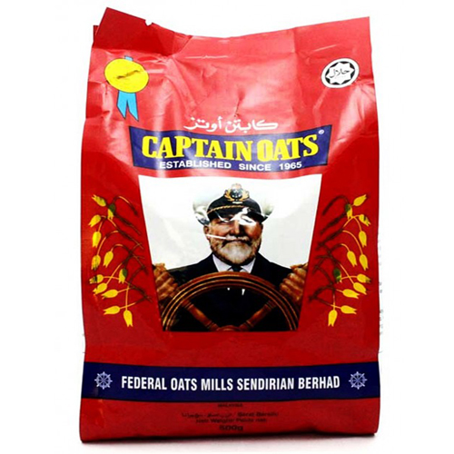 CAPTAIN OATS Oatmeal (Middle East Market)