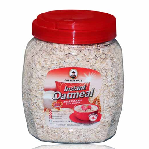 CAPTAIN OATS Instant Oatmeal 1.2kg