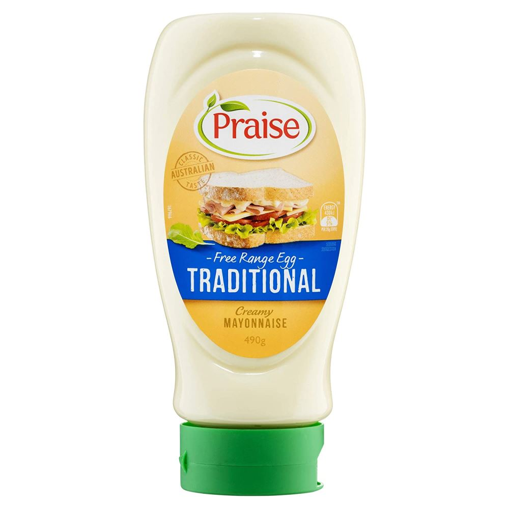 Praise Traditional Mayonnaise