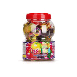 Sweet Mini Fruit Jelly With Hispanic Flavor Gels