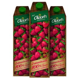 100% Strawberry Juice