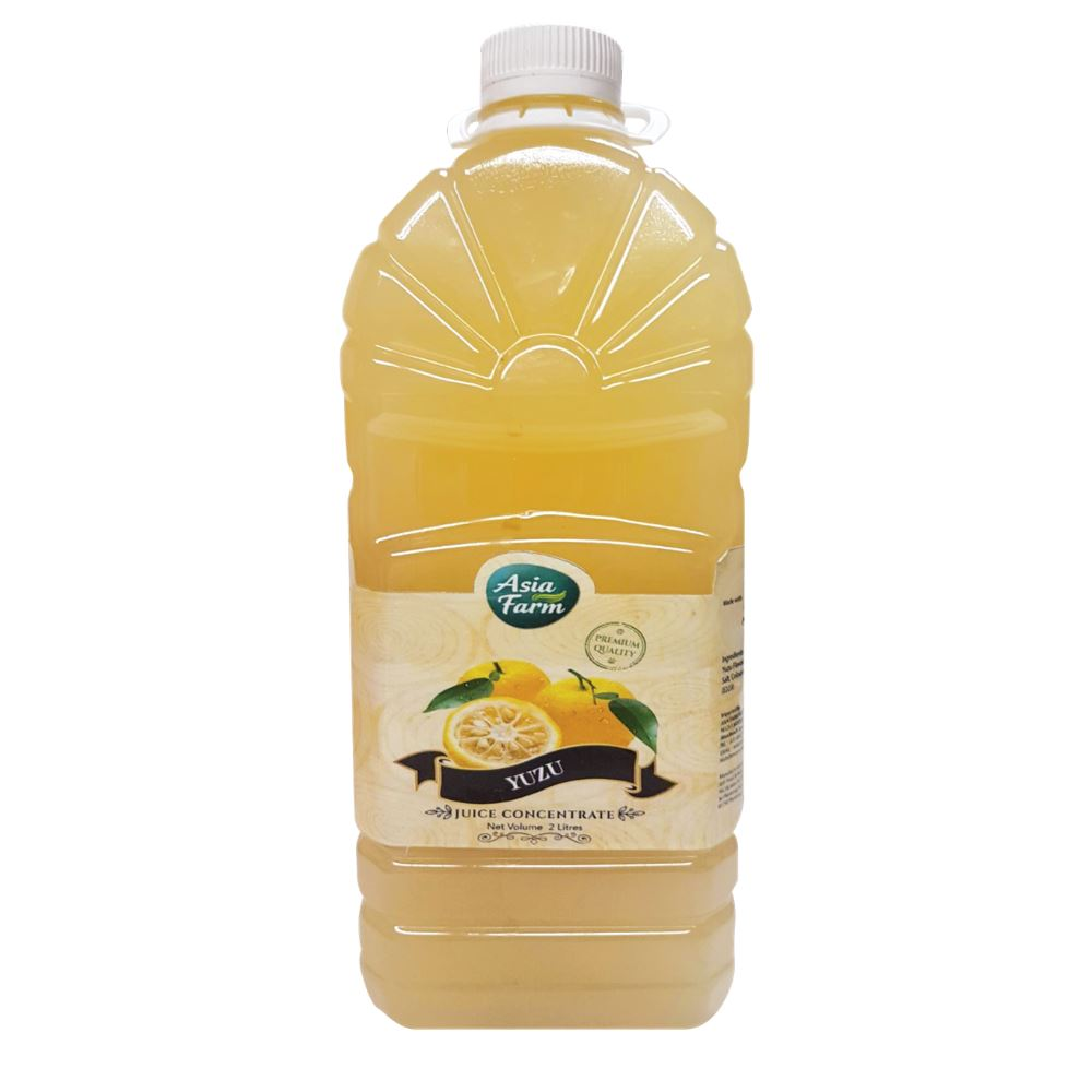 Premium Yuzu Juice Concentrate