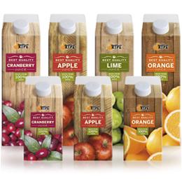 Hotfill Juice