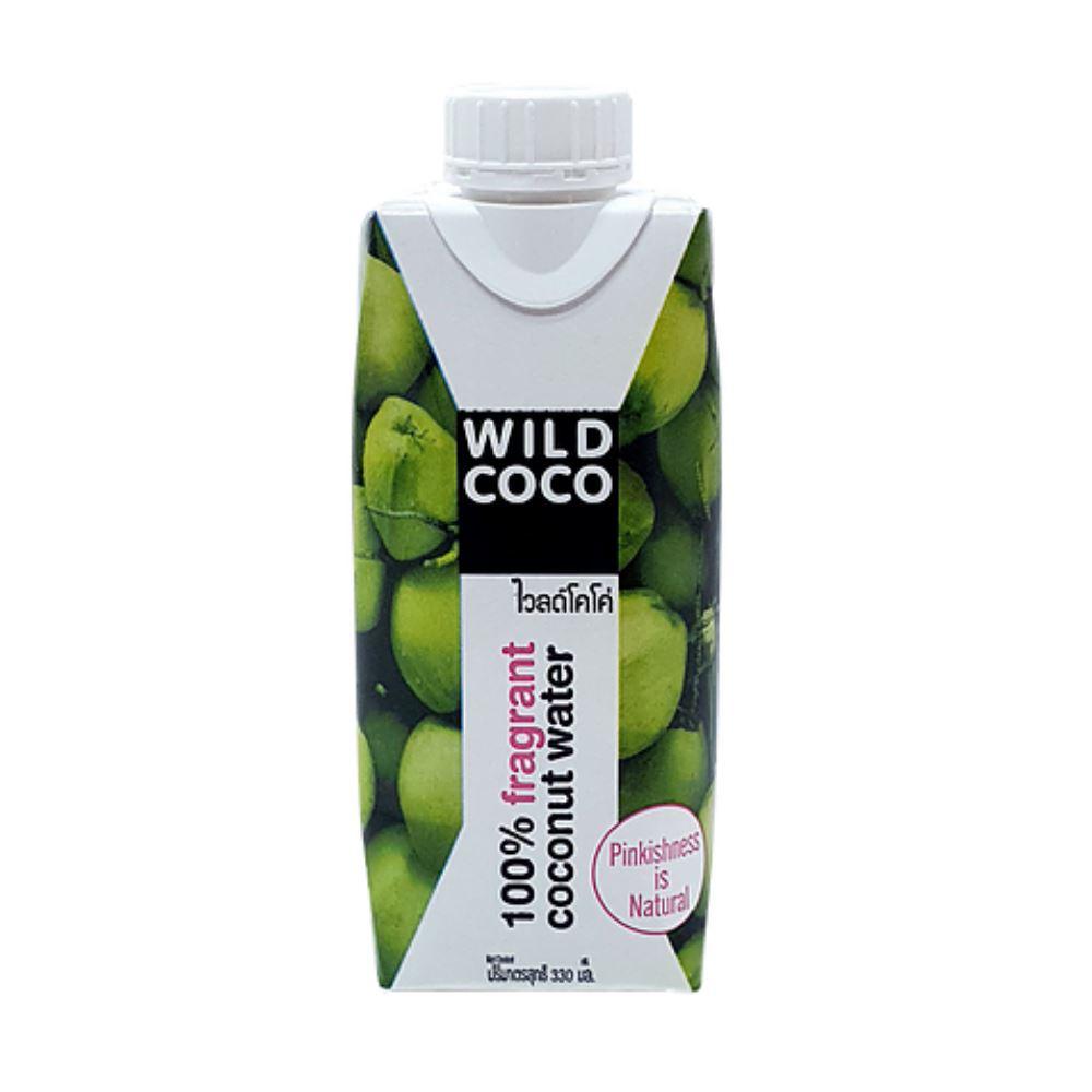 Wild Coco 100% Fragrant Coconut Water