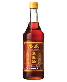 Pure Black Sesame Oil