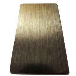 Hairline YM-009 Black Brown