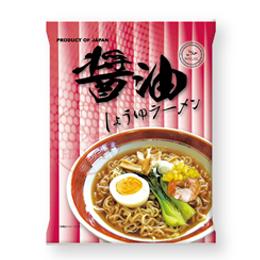Miso Ramen Noodles.