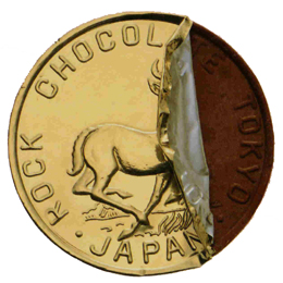 Coin Chocolate CL