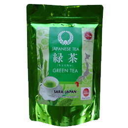 Green Tea-Halal Tea Bag 30P