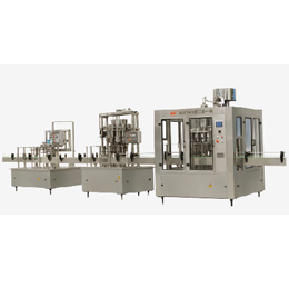 Piston Type Washing, Filling and Sealing Production Line