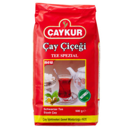 Deyang Turkey Tea 500g bag containing