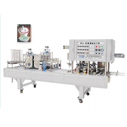 Sell Automatic Cup Sealing Machine