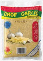 Fresh Chop Garlic
