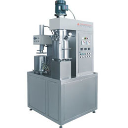 Laboratory Double Planetary Mixer