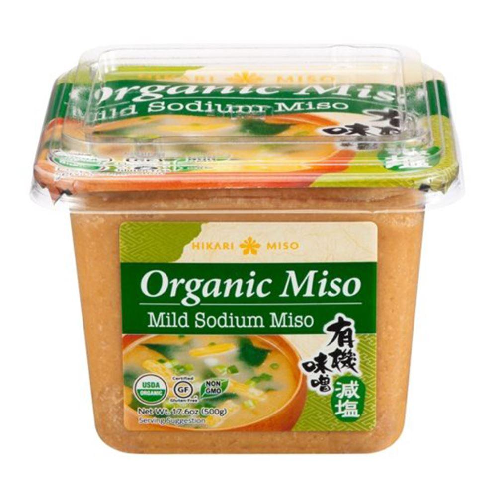 Organic Miso Mild Sodium