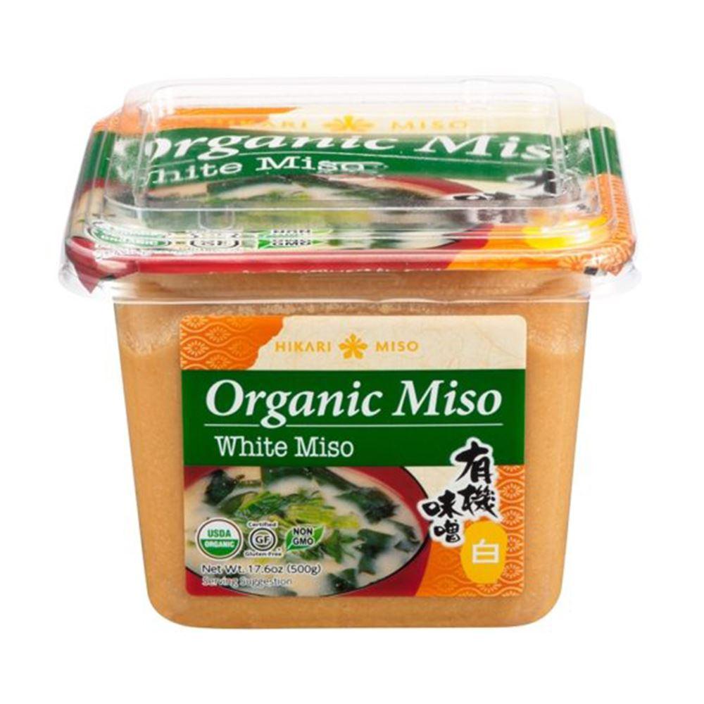 Organic Miso White