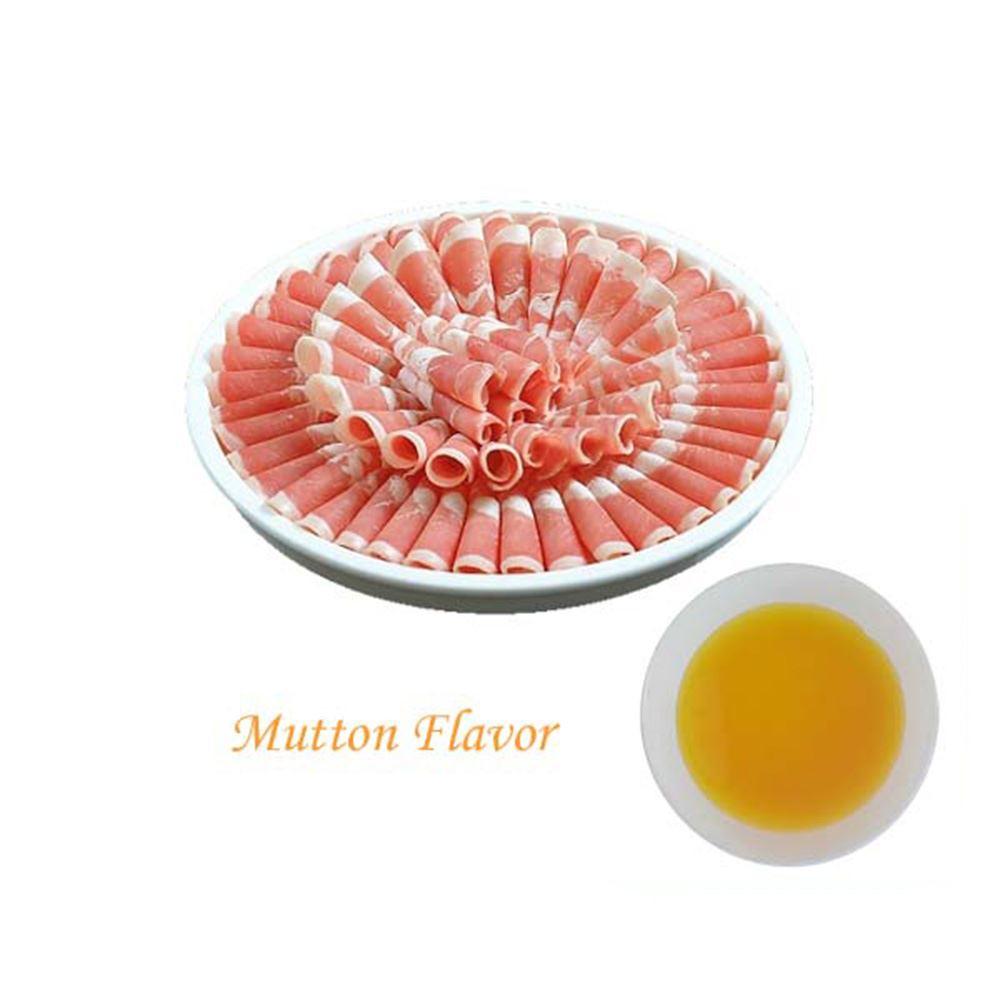 Mutton Flavor