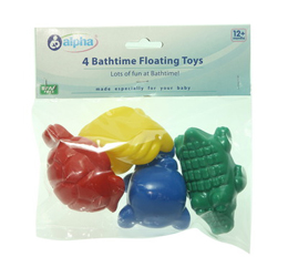 Bath Time Floating Toys