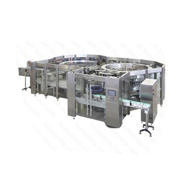 25000BPH 3 In 1 Automatic Olive Oil Filling Capping Machine Line