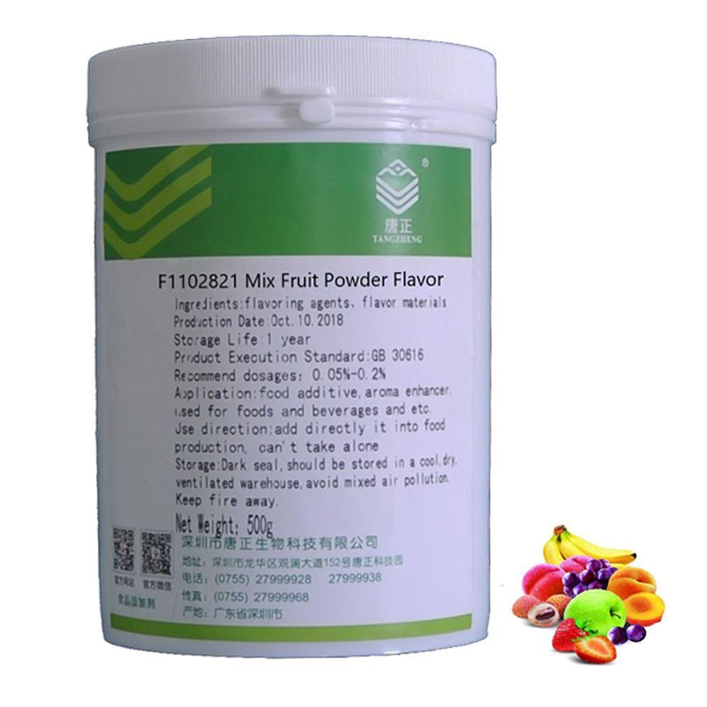 Edible Fruit Flavor Concentrated HALAL Powdered Fruit Flavor Essence