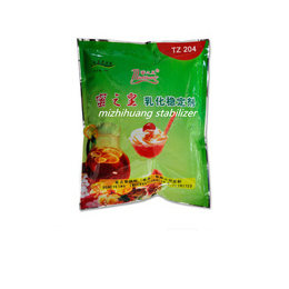 Ice Cream And Popsicle Used Powder Form TZ-204 Food Thickeners Emulsifier Ice Cream Stabilizer