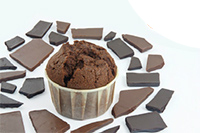 Hobie Muffins (Double Chocolate)