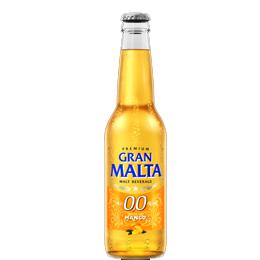 Premium Malt Beverage Ak 0.0% Vol. Taste of Mango 330ml