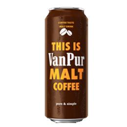 Van Pur Malt Coffee 330ml